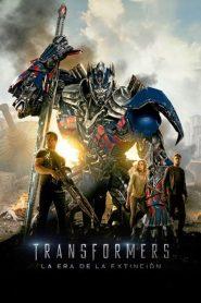 Ver Transformers 4 La era de la extinción online