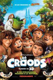 Ver Los Croods Una Aventura Prehistórica online
